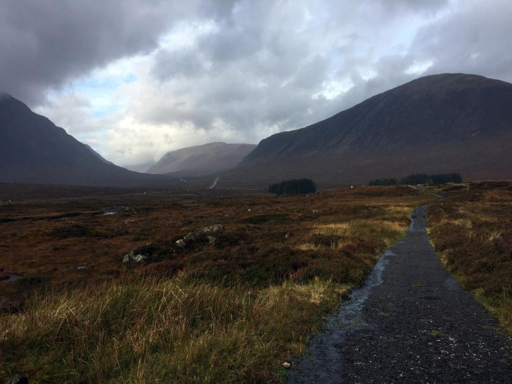 Splodz Blogz | West Highland Way - Buachaille Etive Mor