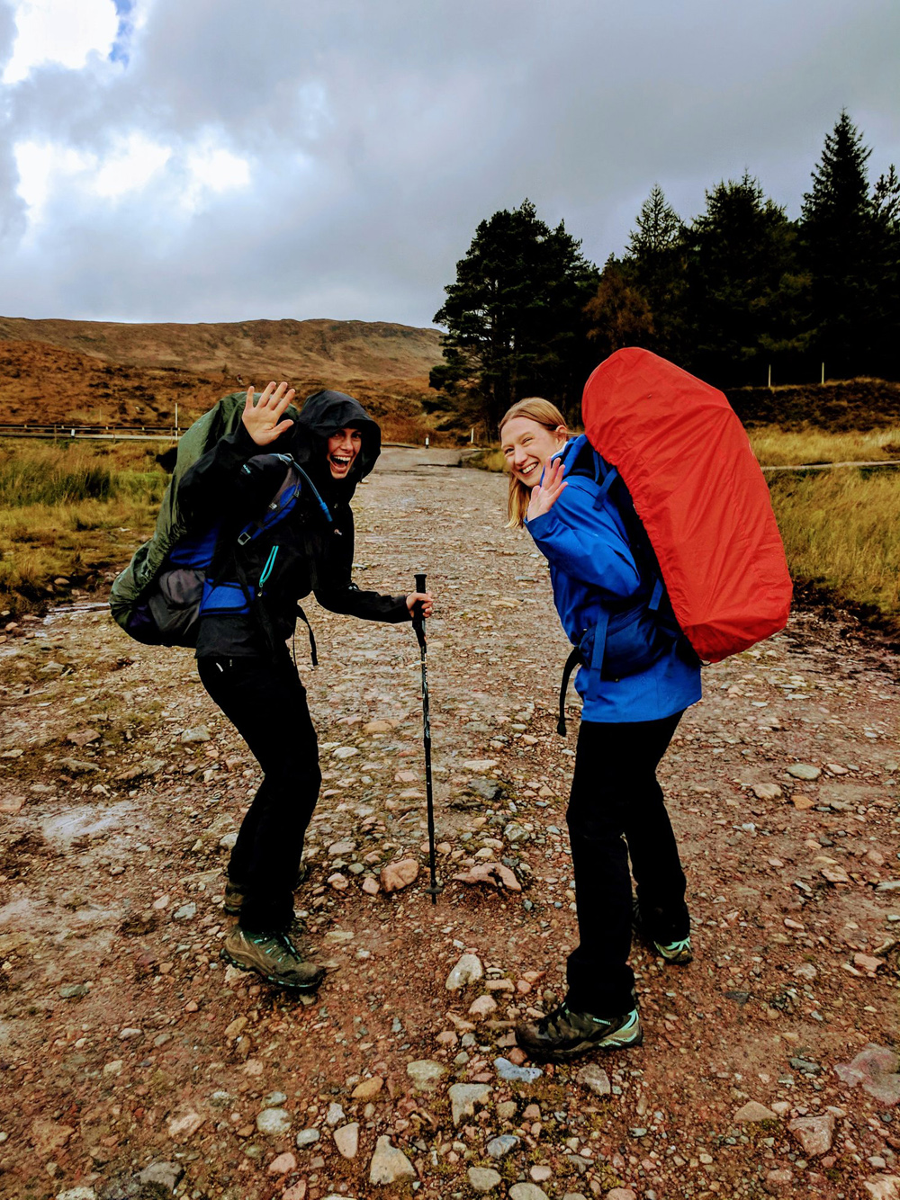Splodz Blogz | West Highland Way - Buachaille Etive Moor