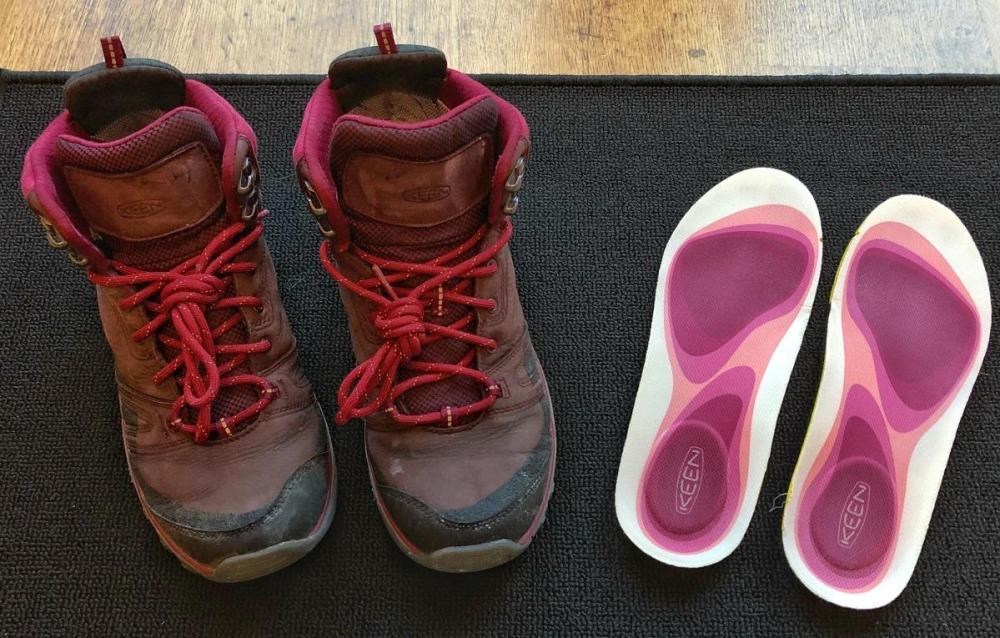 Splodz Blogz | De-Stinking Hiking Boots