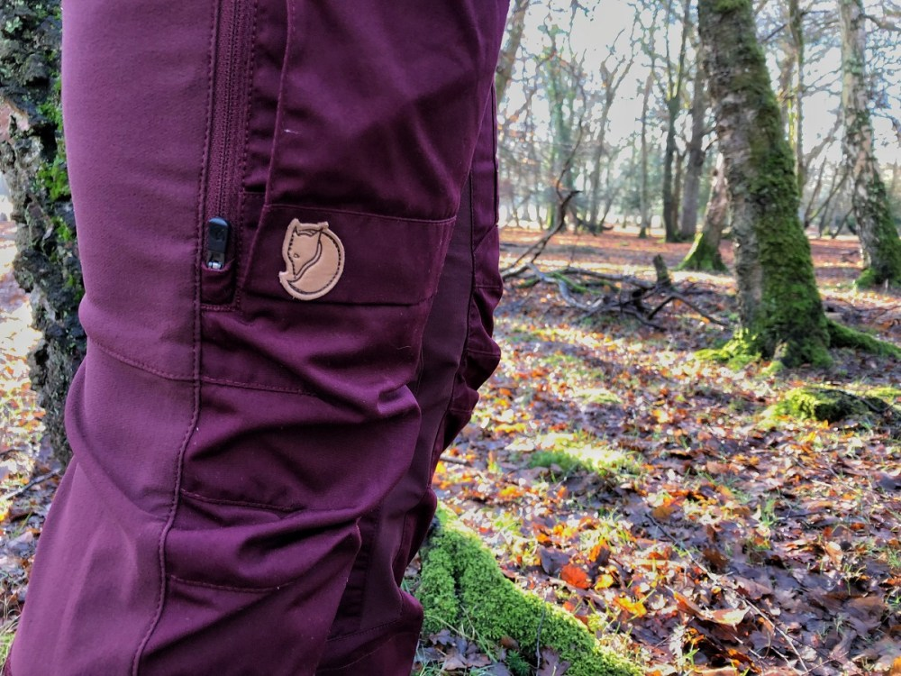 Splodz Blogz | Fjallraven Keb Trousers