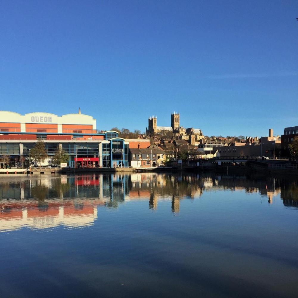 Splodz Blogz | 24 Hours in Lincoln - Brayford Pool