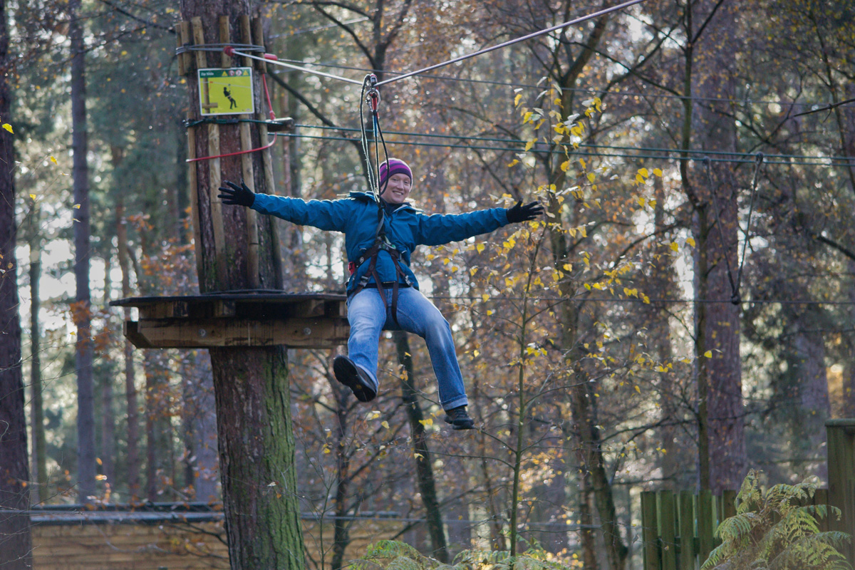 Go Ape Sherwood Pines 2012 | Splodz Blogz