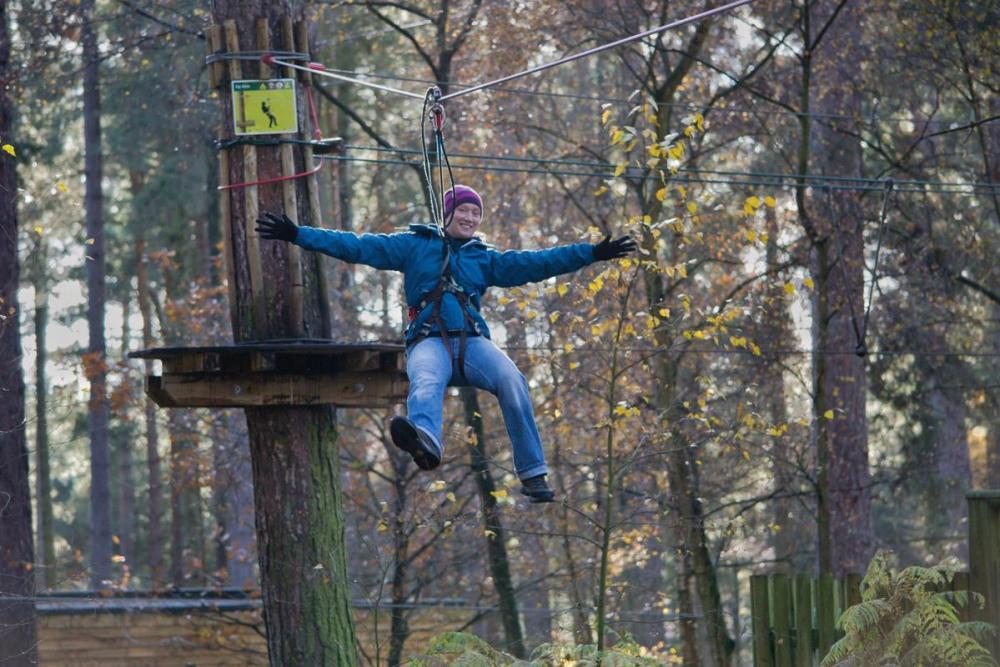 Go Ape Sherwood Pines 2012 | Splodz Blogz
