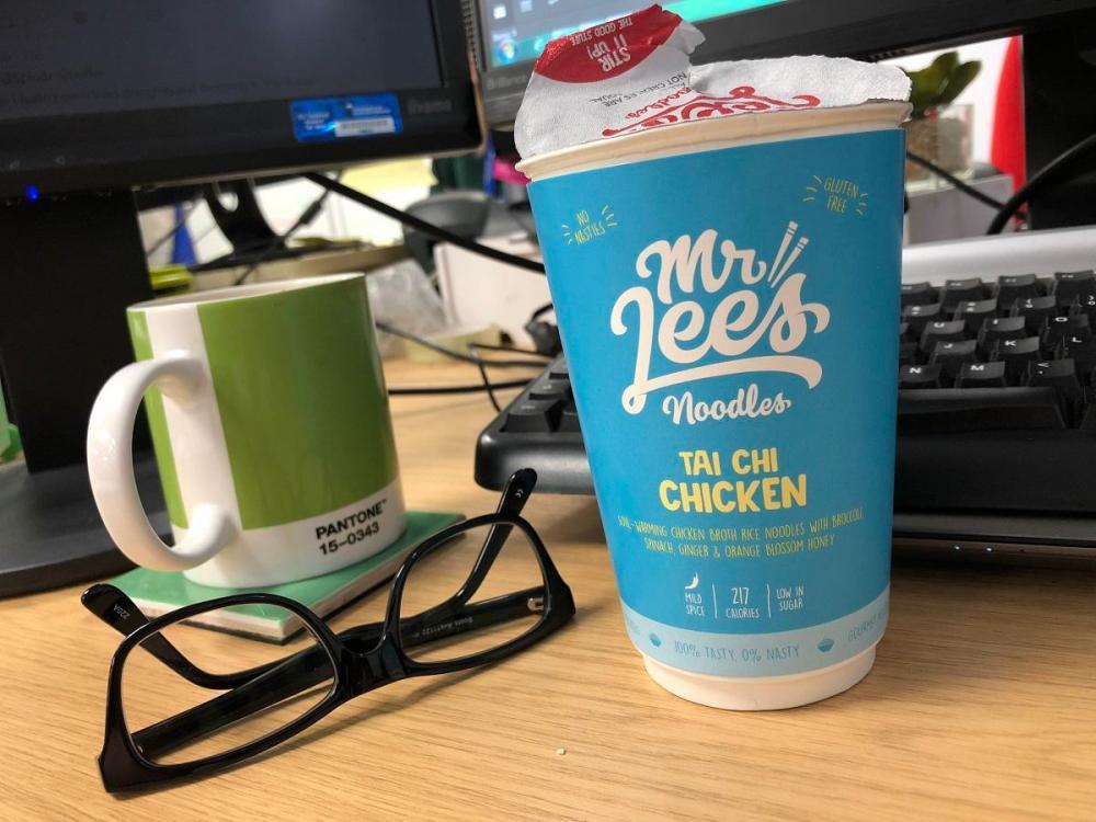 Mr Lee's Noodles | Splodz Blogz