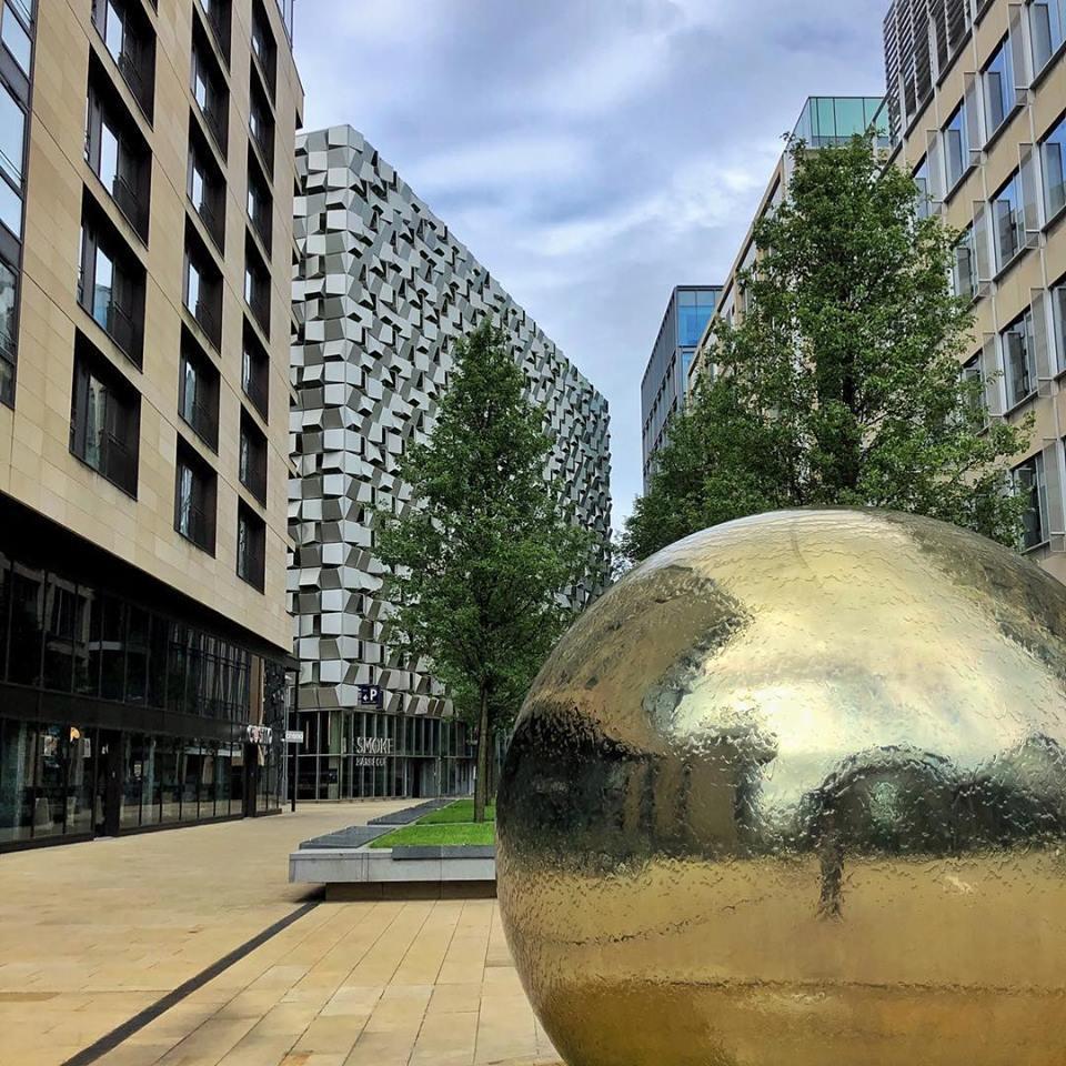 Splodz Blogz | Sheffield City Centre