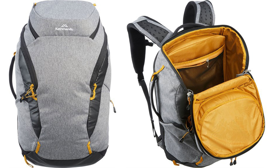 Splodz Blogz | Kathmandy Transfer Travel Pack