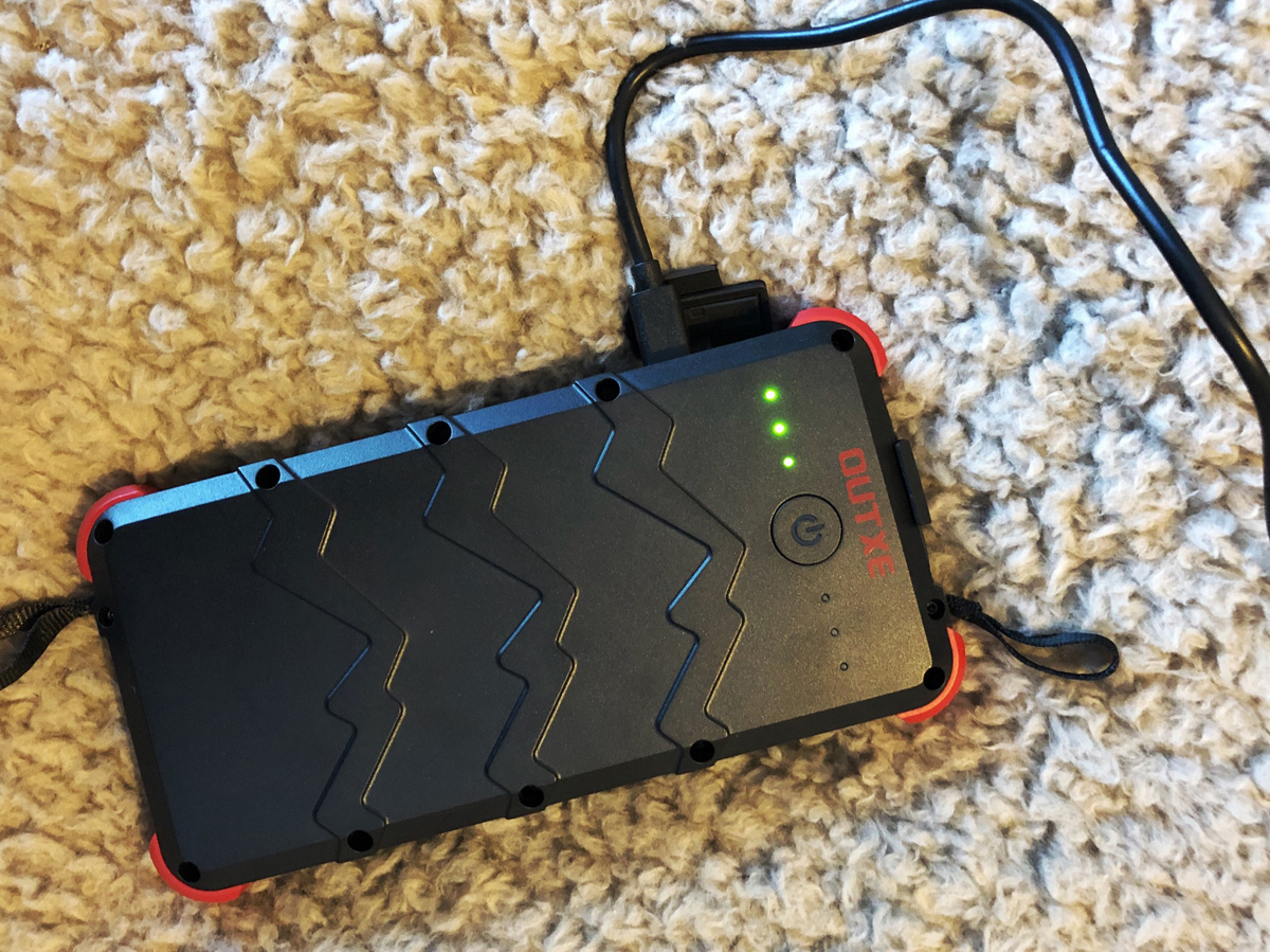 REVIEW | OUTXE RUGGED POWER BANK