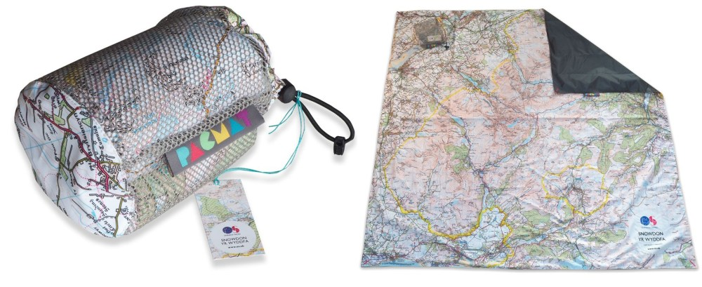 Splodz Blogz | Snowdon Pacmat OS Maps Pacmat