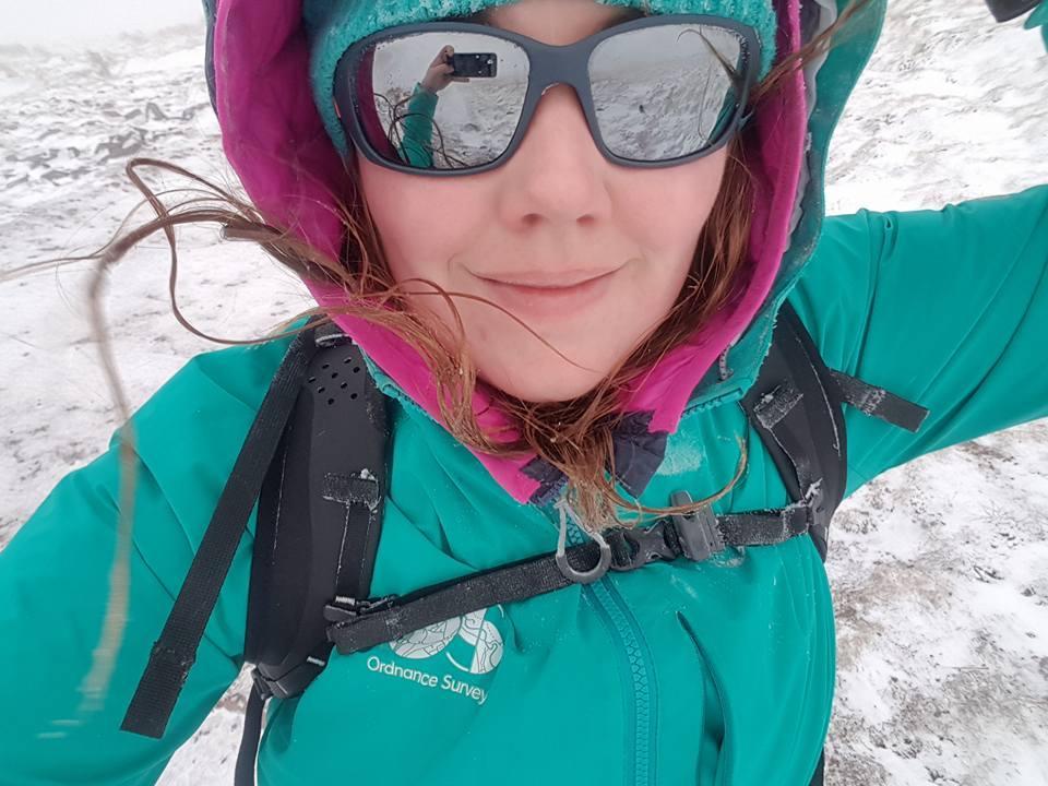 Splodz Blogz | GetOutside Interviews | Kate Jamieson
