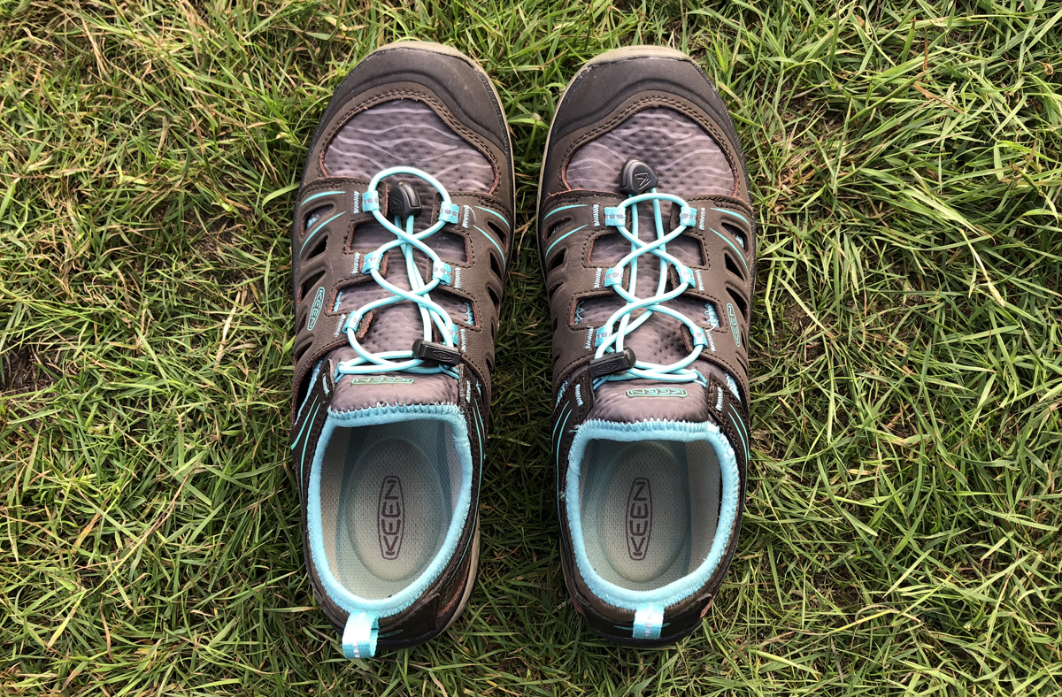 REVIEW | KEEN TERRADORA ETHOS HIKING SHOES