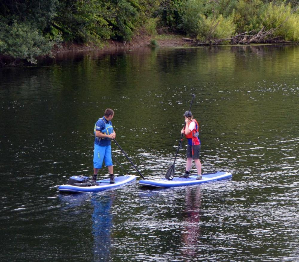 Splodz Blogz   Paddleboarding with Inspire2Adventure