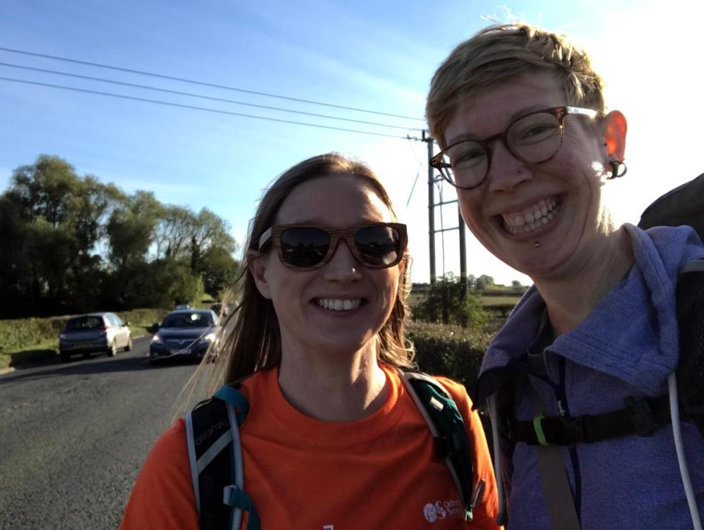 Splodz Blogz | GetOutside Activity Challenge - Walking Home