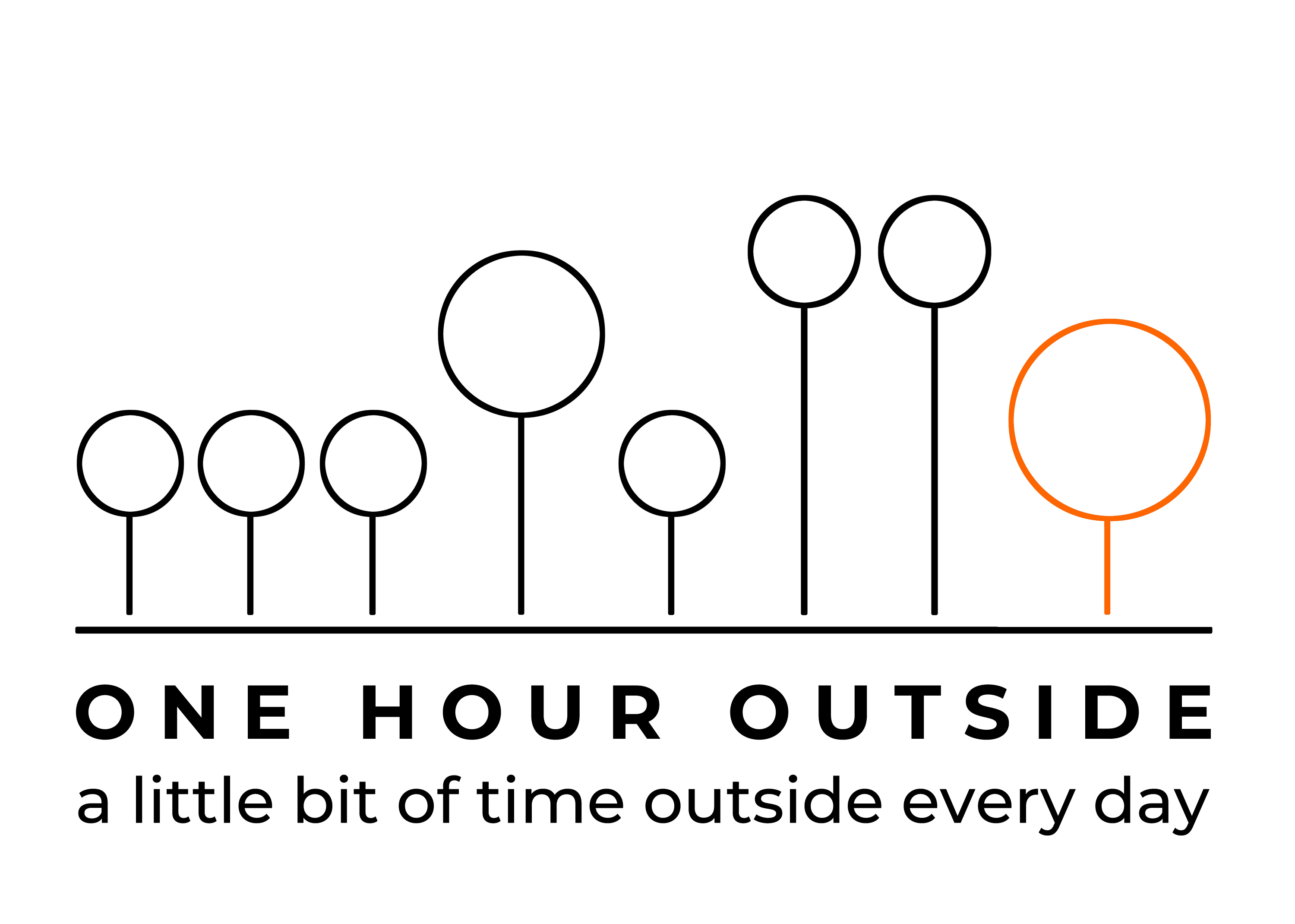 YOUR ONE HOUR OUTSIDE CHALLENGE | NOVEMBER 2018