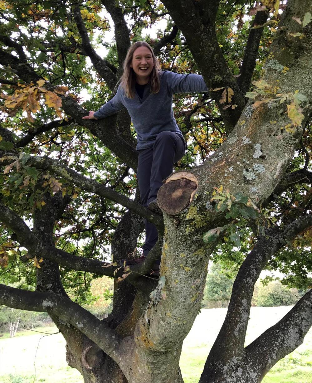 Splodz Blogz   GetOutside Activity Challenge - Climbing Trees