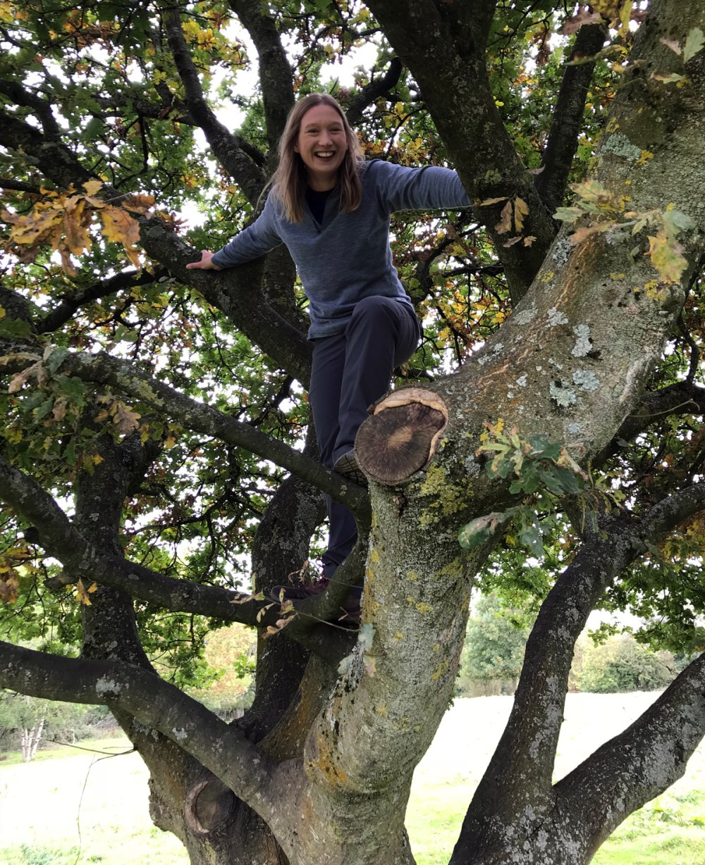 Splodz Blogz | GetOutside Activity Challenge - Climbing Trees