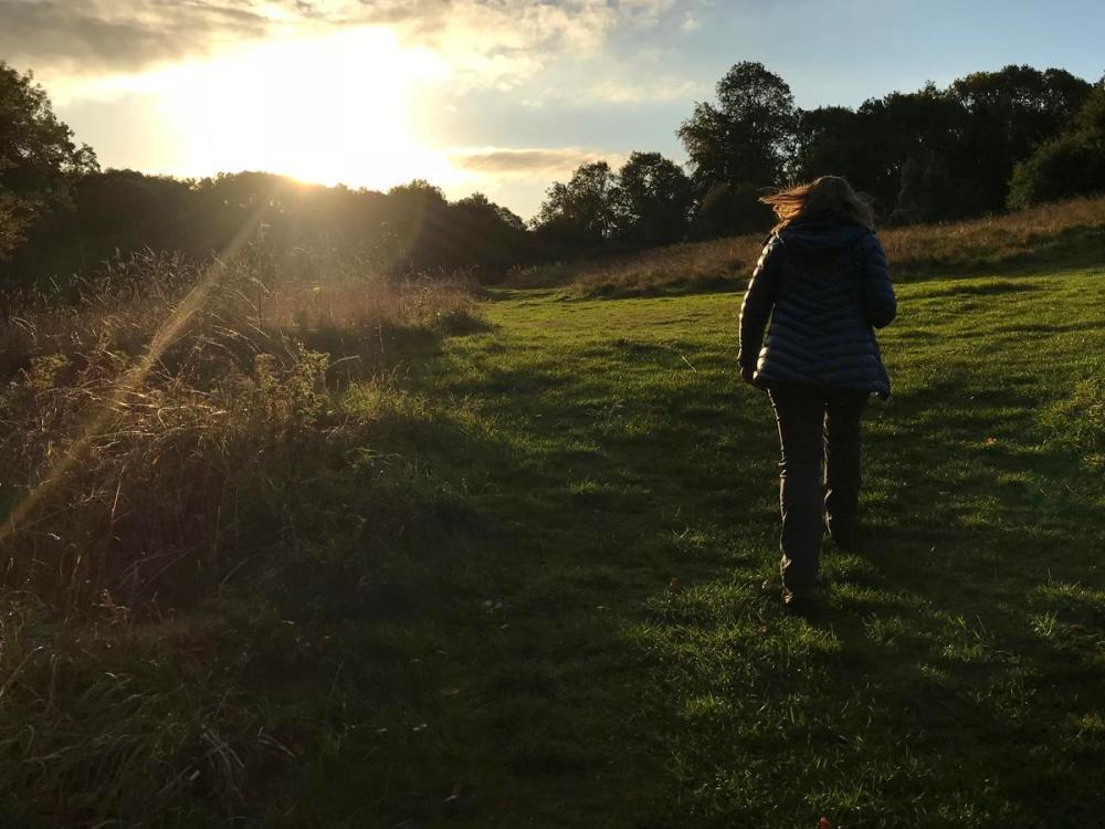 Splodz Blogz | GetOutside Activity Challenge - Sunrise Walk