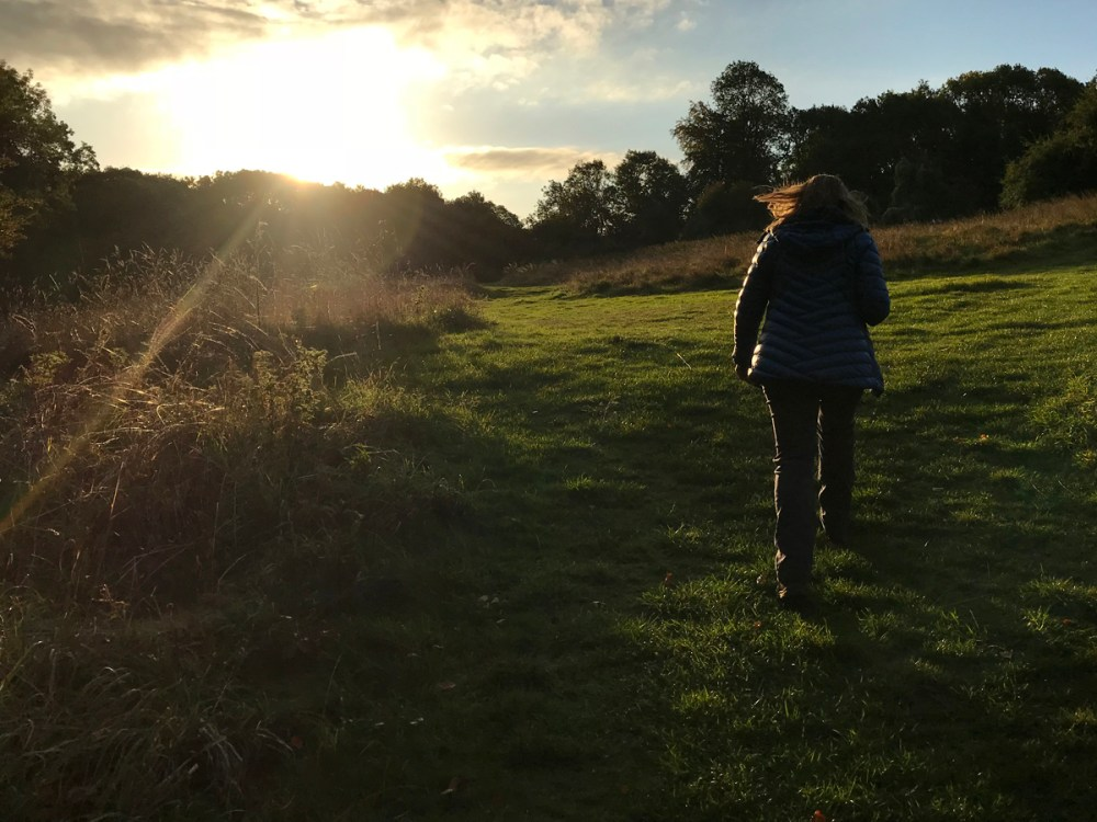 Splodz Blogz | GetOutside Activity Challenge - Sunrise Walk