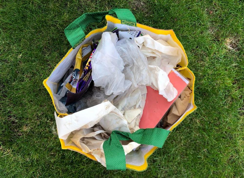 Splodz Blogz | GetOutside Activity Challenge - Litter Pick