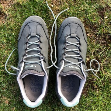 REVIEW | LOWA LOCARNO GTX LO WALKING SHOES