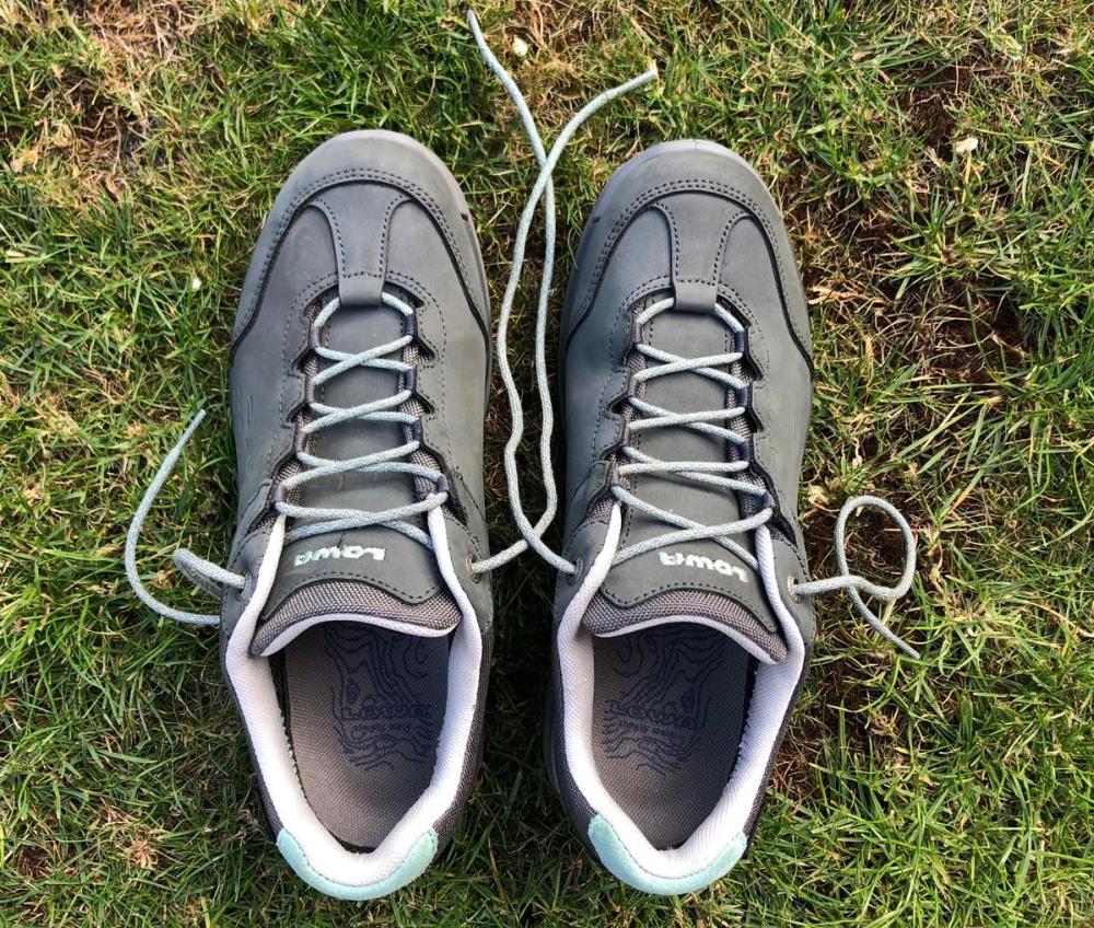 Splodz Blogz | Lowa Locarno Hiking Shoes