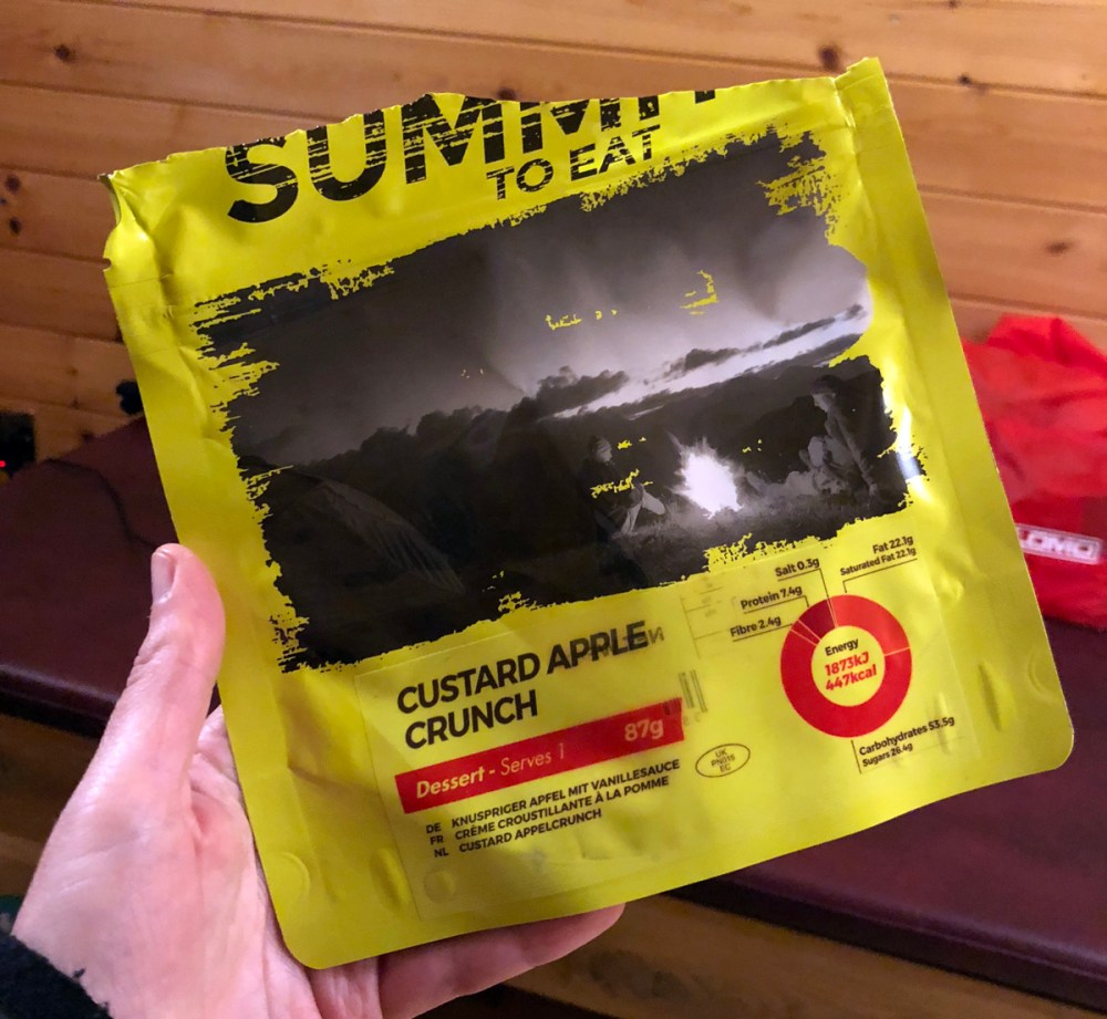 Splodz Blogz | Summit to Eat Food Pouches