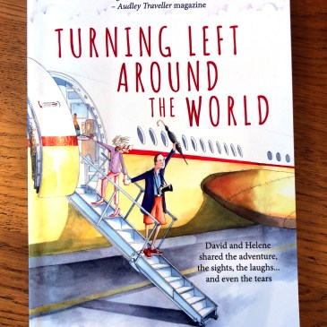 BOOK REVIEW   TURNING LEFT AROUND THE WORLD, DAVID C MOORE