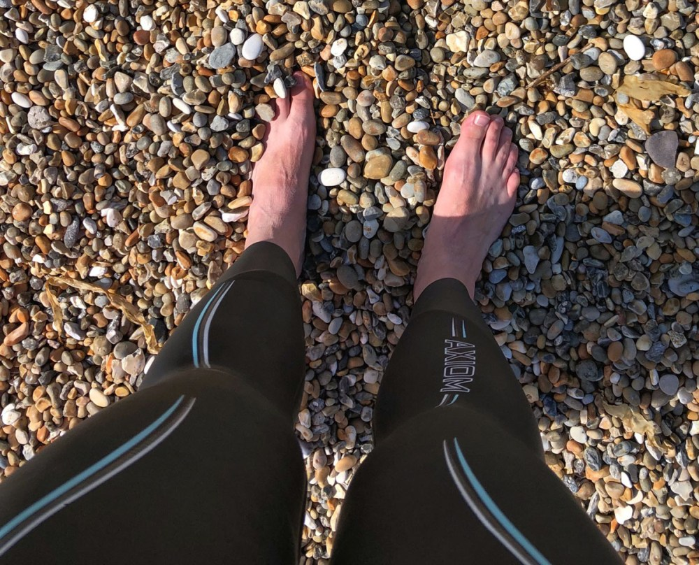 Splodz Blogz | Wilderness Weekends - Huub Axiom Wetsuit