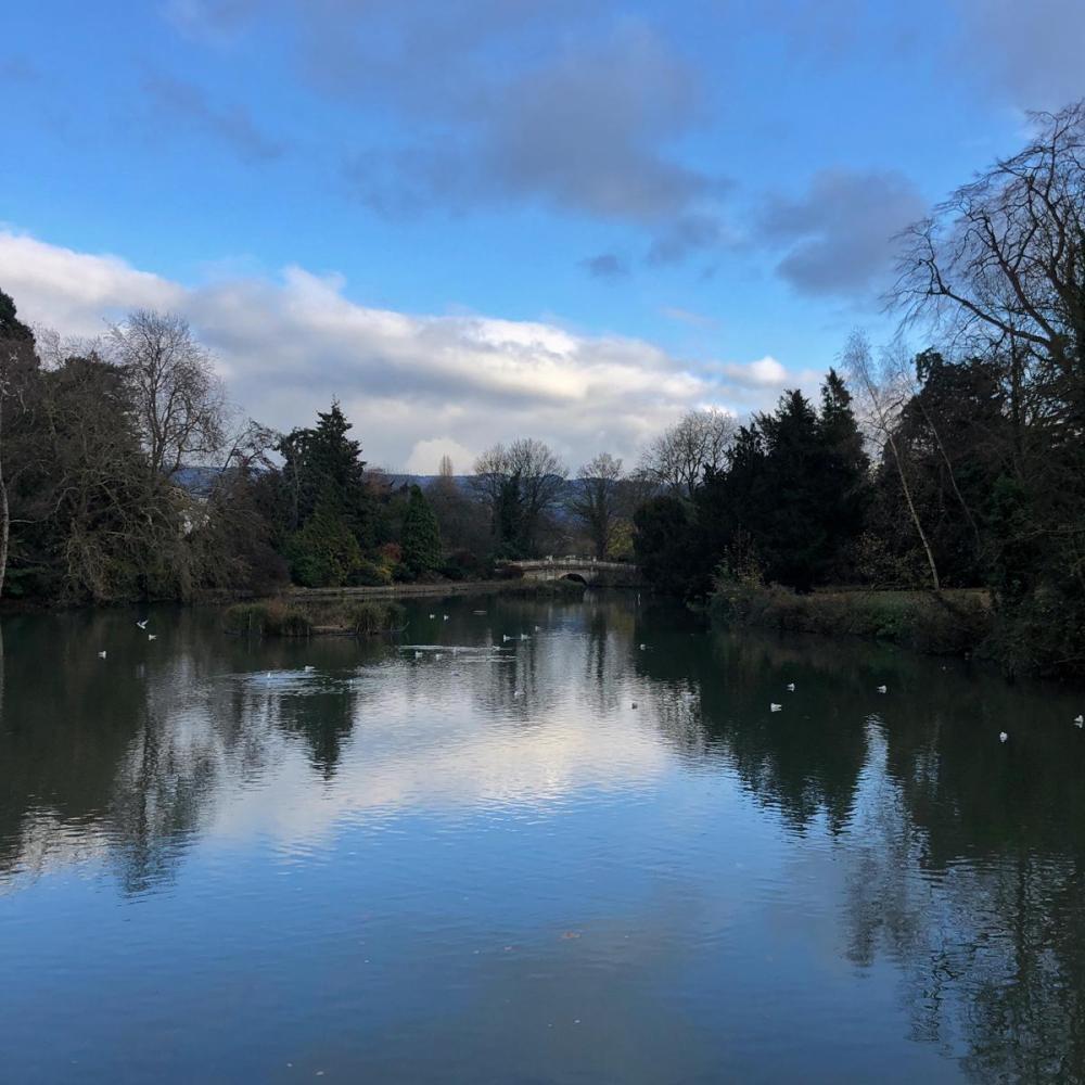 Splodz Blogz | One Hour Outside - Pittville Park