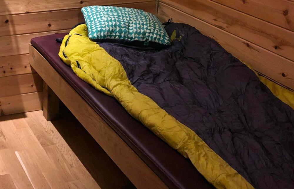Splodz Blogz   OEX Fathom Sleeping Bag