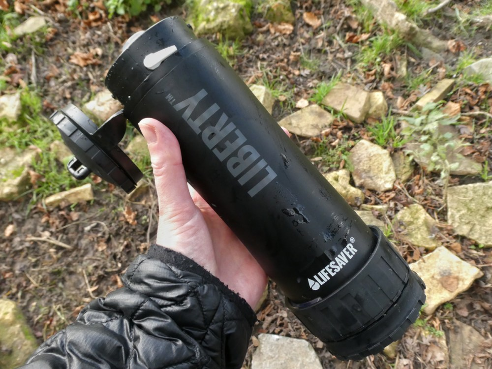 Splodz Blogz | Lifesaver Liberty Bottle
