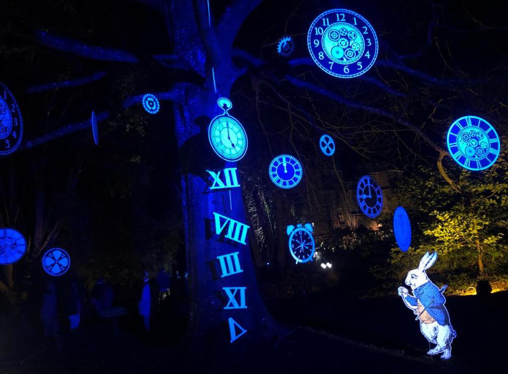 Splodz Blogz | Spectacle of Light at Sudeley Castle