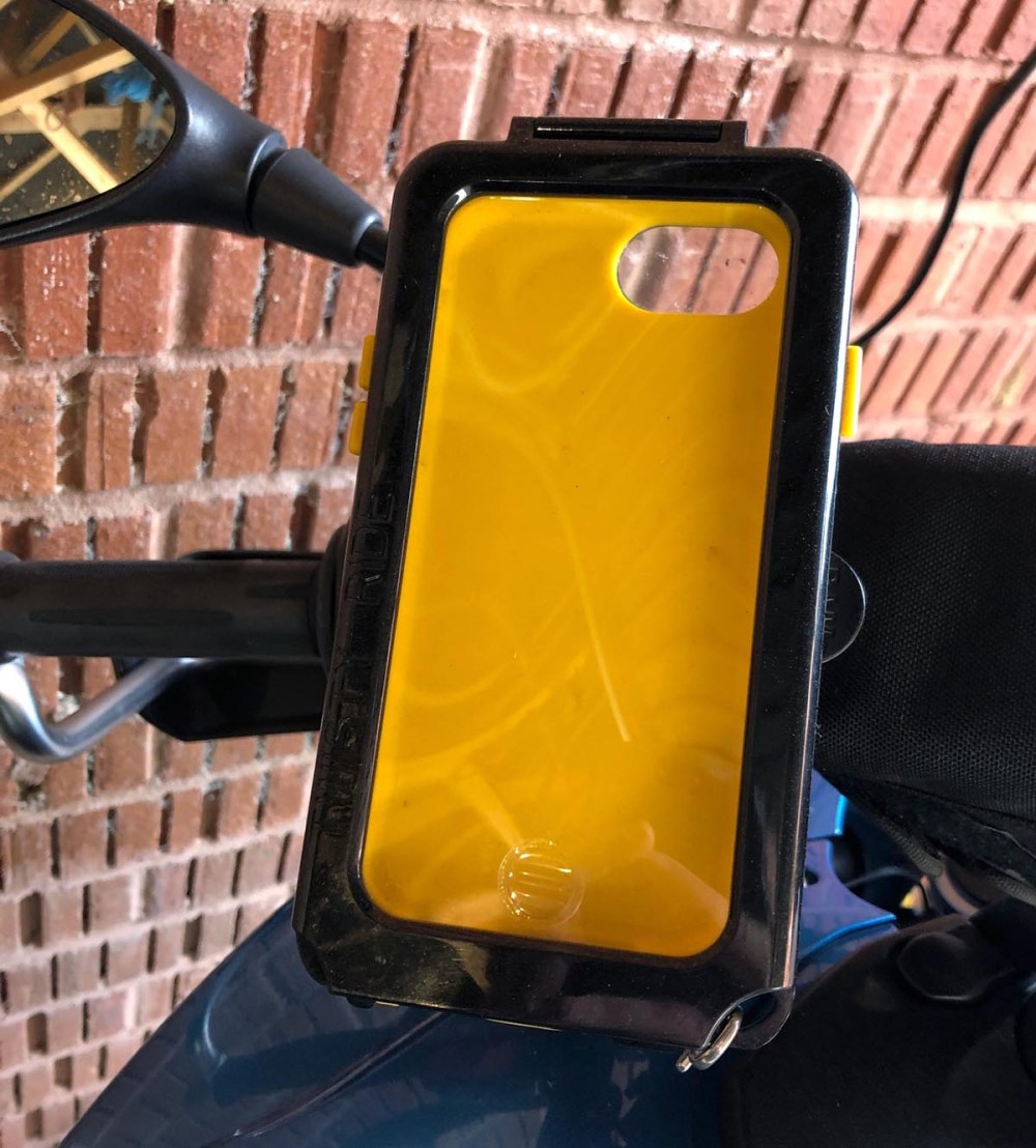 Splodz Blogz | Twisty Ride Phone Case