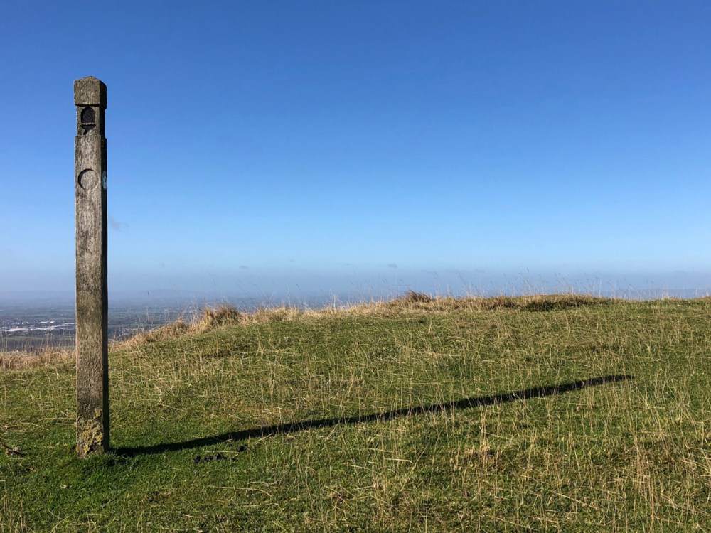 Splodz Blogz | View from Cleeve Hill