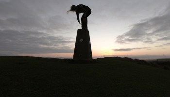 Splodz Blogz | Sunrise from Cleeve Hill