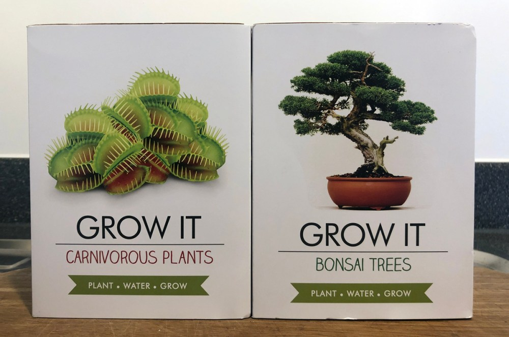 Splodz Blogz | Gifts to Grow from Find Me A Gift
