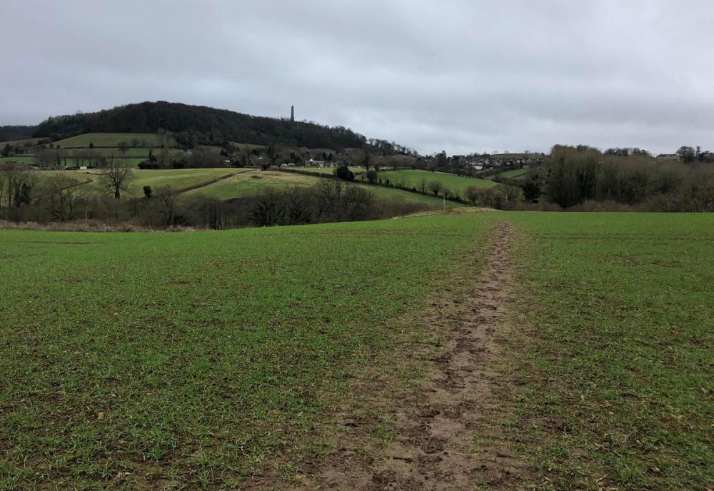 Splodz Blogz | Hiking Nibley, Stinchcombe and Coombe Hills