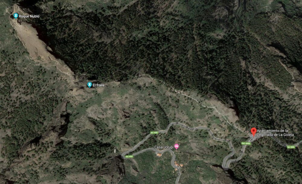 Splodz Blogz | Roque Nublo Map