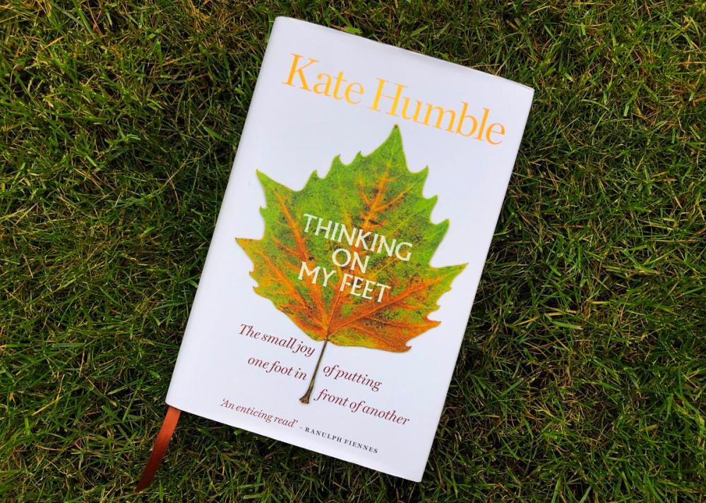 Splodz Blogz | Kate Humble, Thinking on My Feet