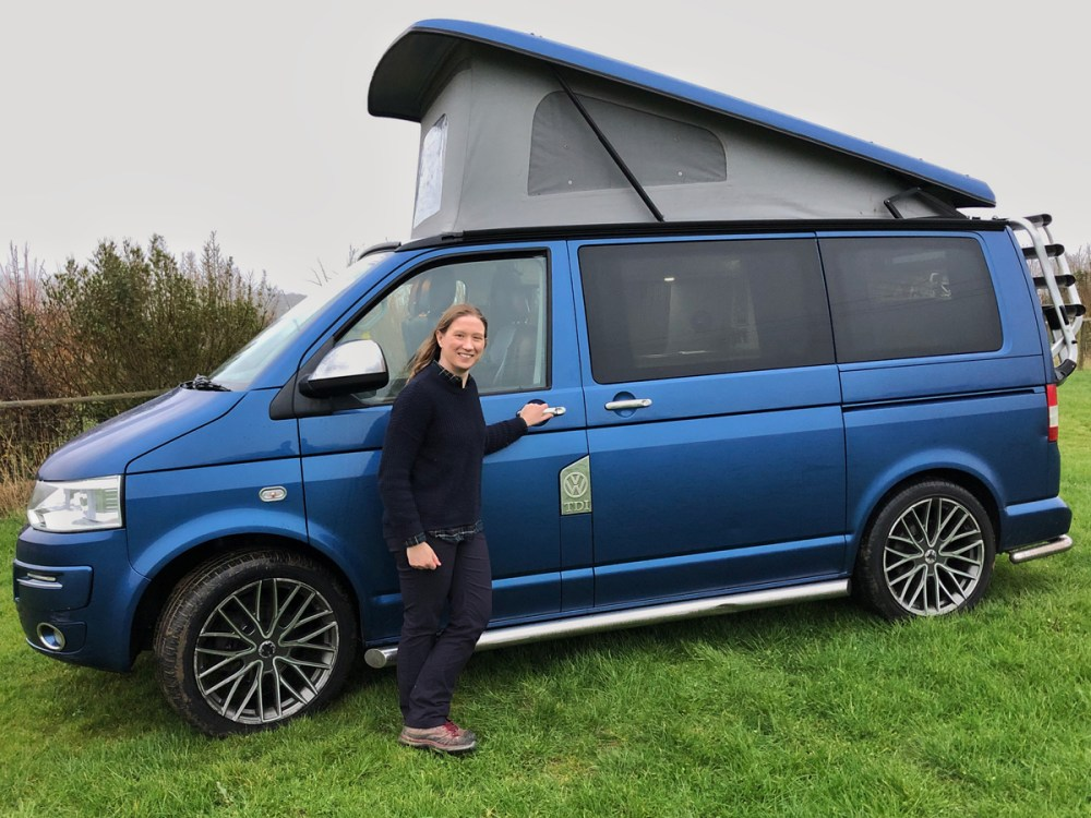Splodz Blogz | Campervan Road Trip with Goboony