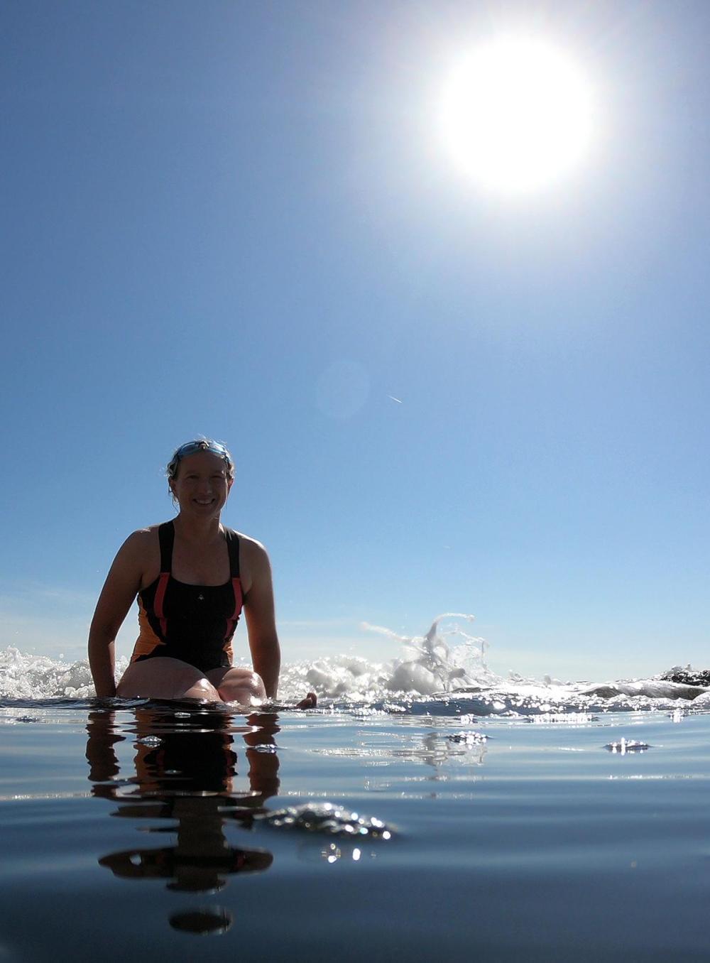 Splodz Blogz | Swimming at Dancing Ledge, Dorset