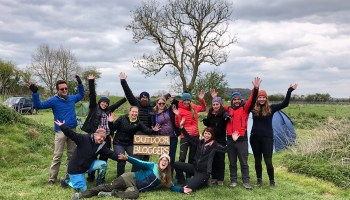Splodz Blogz   Outdoor Bloggers Spring Camp 2019, Cheddar