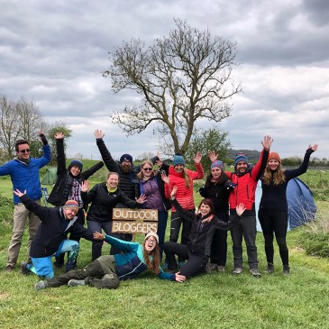 THE OUTDOOR BLOGGERS SPRING CAMP 2019