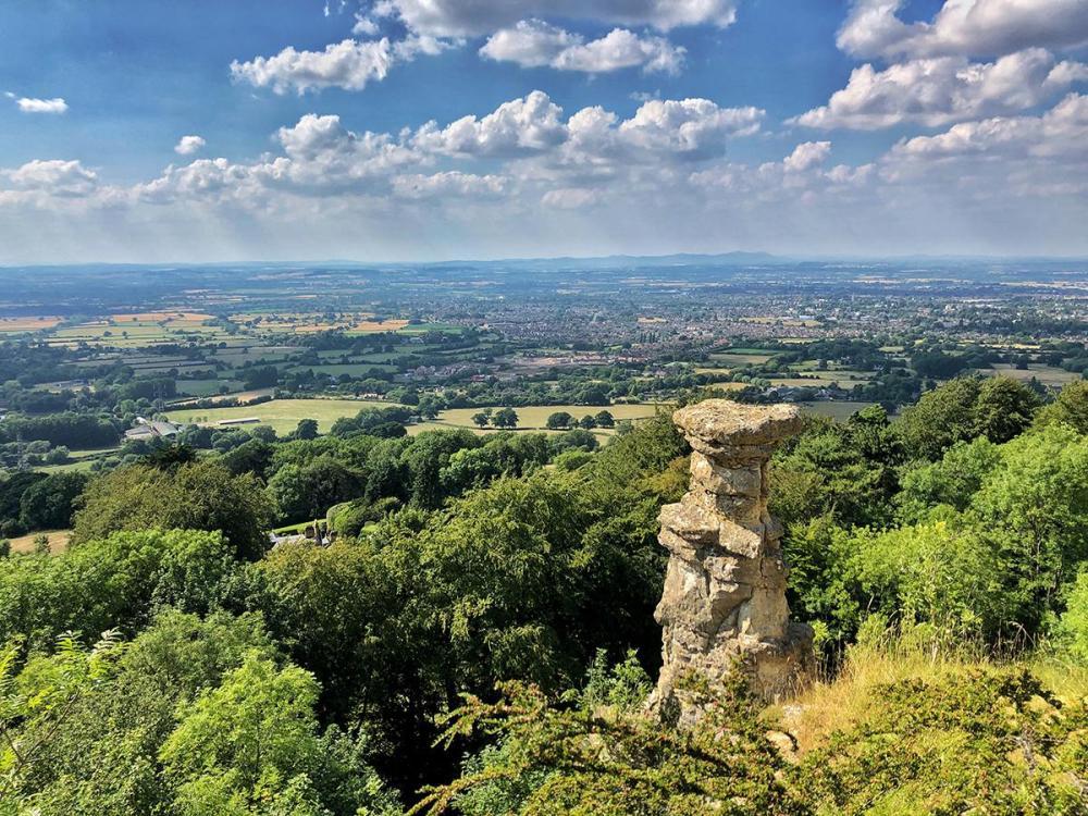 Splodz Blogz | Devil's Chimney, Leckhampton Hill