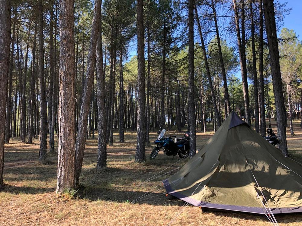 Splodz Blogz   Camping in Spain
