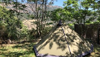 Splodz Blogz   Robens Green Cone Tipi Tent