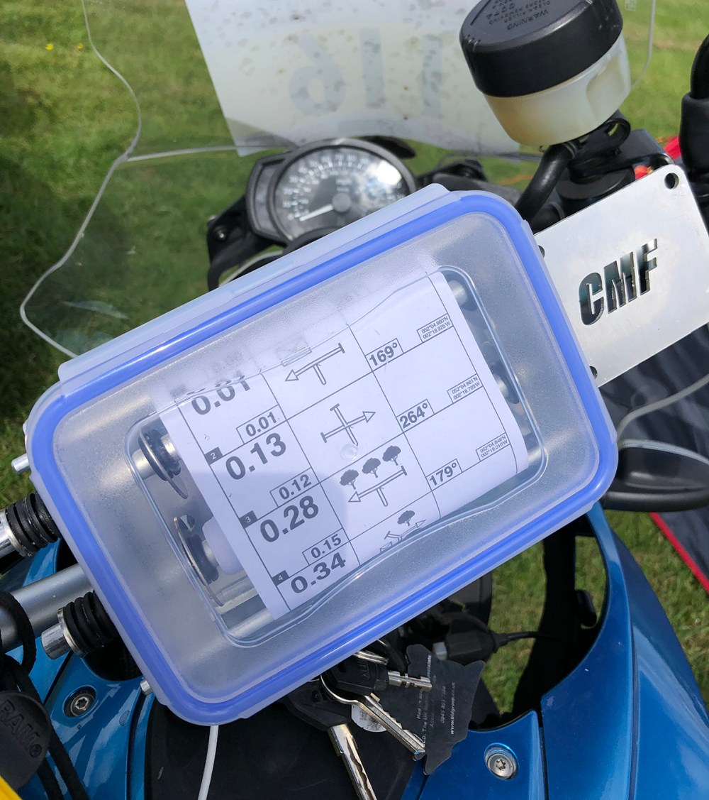 Splodz Blogz | RallyMoto Wales 500