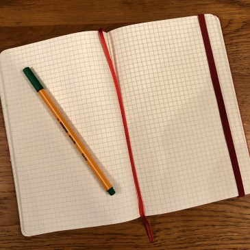 LESSONS FROM A 30 DAY JOURNAL