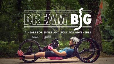 Dream Big, Mel Nicholls Handcycling Britain