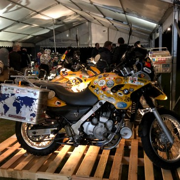 ADVENTURE DREAMING AT THE OVERLAND EVENT 2019