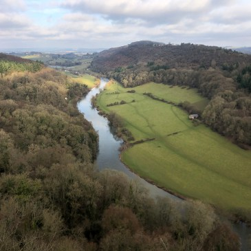 HIKING THE WYE VALLEY | GOODRICH CASTLE, COPPETT HILL AND SYMONDS YAT